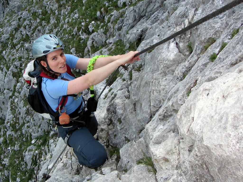 Klettersteig Wien : Action im urlaub klettersteige trend kurier at