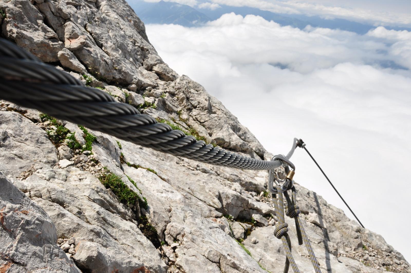 Pittentaler Klettersteig : Bergfex bucklige welt auf dem pittentaler klettersteig zum