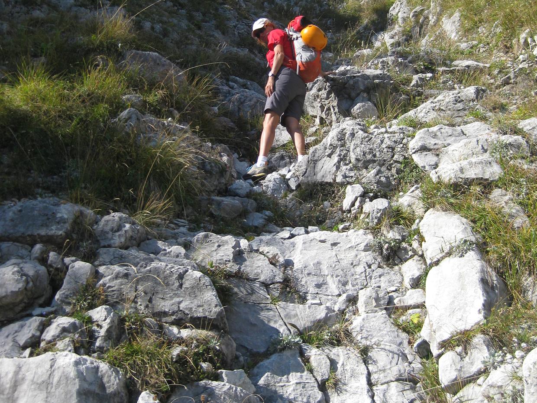 Klettern outdoor